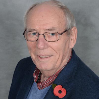 Bob Owen CEng MBE