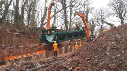 Congleton Hydro Installing Archie