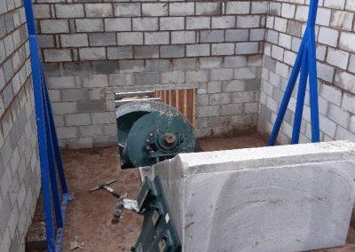 Powerhouse construction