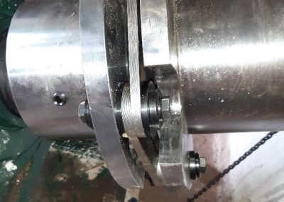 Flexible Coupling between Archie and Gearbox