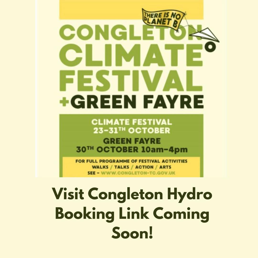 visit congleton hydro