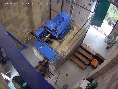 Gearbox CCTV image